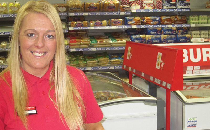 Mandy Strachan, Family Shopper, Blantyre