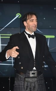 Alistair McGowan stand up A22