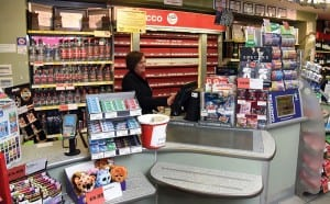 Maintaining a smart, welcoming shopping environment is of the upmost importance to Spar Thornliebank's manager, Gerry Haughey, and the same goes for his staff.