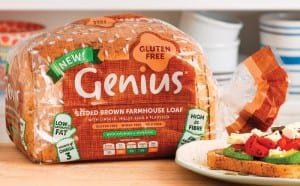 Genius brown seeded pack