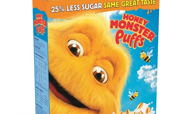 Monster reduction  in sugar