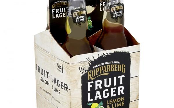 kopparberg fruit lager