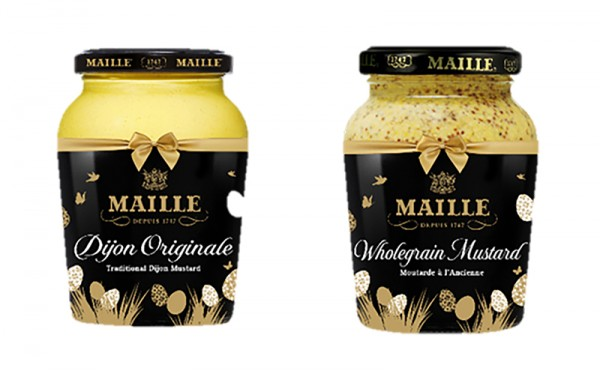 Maille launches limited edition jars for Easter