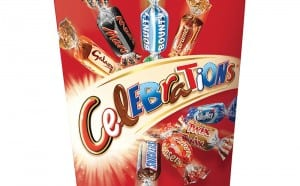 Celebrations, one of the products  in the recent Mars recall.