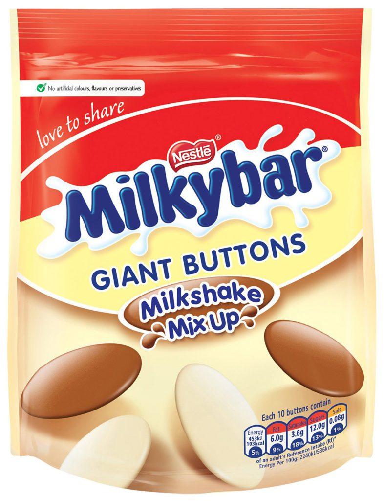 marketing mix of milkybar