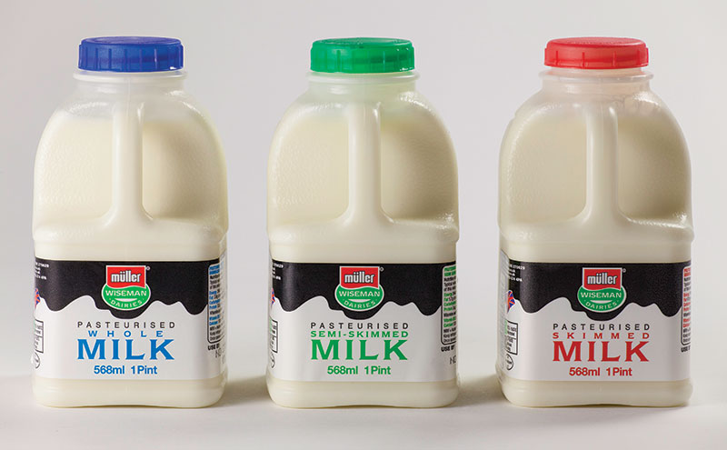 Müller Milk and Ingredients says it has exciting plans for the Black and White milk brand.