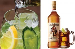 Teams at both Midori and Captain Morgan say on-trade young adult drinks trends filter through to the off-trade