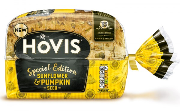 Seeded special edition from Hovis