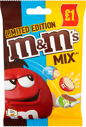 M&Ms Mix