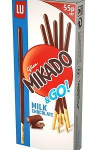 """SGS Europe SGS Europe Technical Summary 689980-1 - Mondelez Europe Services GmbH - UK branch. Mikado & GO PMP Milk Chocolate Carton 55p 3D Pack Image (Portrait) 39g UK Printer: No. Around: Supplier: No. Across: File Name: Stepped? No Legacy Design No.: Plate Stagger (mm): Design Reference: Plate Material: Packaging Ref.: 3042281 Substrate: Print Process: Dispro (%): Production System: Across the Web Dispro (%): Cylinder Size (mm): Surface / Reverse Print? Job Height (mm): CDI Resolution: Job Width (mm): CDI Power Setting: Unwind Code: Interslitting Size (mm): Centre Trim: Displace On Stepping: No Interslitting Qty: Flat Top Dot: Surface Screening: HD Highlight Dot: Revolutions: Exposure Time: Primary Account Manager Linda Walsh (Account Manager) Eye-mark Size: Eye-mark Colour(s): Customer Ref. Colour Type New? Common Ref Plate Sets Dot Gain Curve SCRDGC/ICP Curve Proofing Curve Applied To Barcode Information Number Type Chk Colour LMI Mag (%) BWR Notes 7622210986719 EAN-13 9 No 0 0.0000 Cutter Reference: Task Details (Stage 1) Create 1st 3D Digital Image (due 04/11/2015) 1. Create 3D In Progress This instruction was amended on 02/11/2015 02/11/2015 16:08 by Linda Walsh Please develop a 3D pack image from the carton artwork 682643 v1. This carton has two FOP facings - for this job - please use the Portrait orientation facing (this is basically the same job as 689870 but this is the PMP pack) Client has requested that these images are to be """"beauty"""" shots ( idealised images) so please do not include the GDA symbols & accompanying texts. Please supply this pack as both a .jpg (with a white background and a slight shadow below it to enhance the look of the image) & a .png file (no background colour) Please supply images for a straignt-on view, a angled-left view & an angled-right view (as done for Cadbury image"""