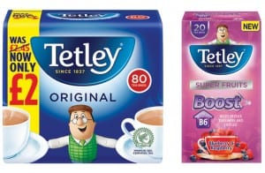 Tetley is Scotland's biggest-selling tea brand. The last few years have seen a very price-competitive market, it says, and it reckons all tea manufacturers should be trying to regain value.