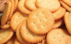 Key Notes says savoury biscuits, crackers and crispbreads form a significant area of development as manufacturers react to growing concern over the amount of sugar in sweet biscuits.