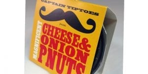 Captian tiptoes nuts Cheese & Onion[8]
