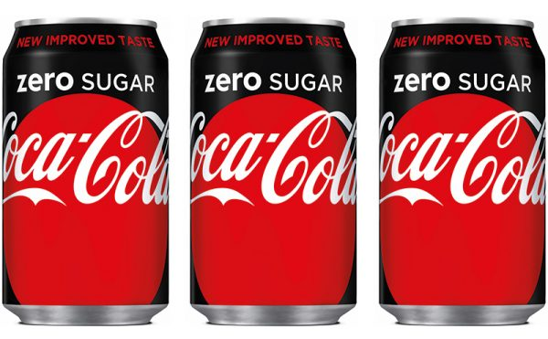 Coke to boost its zero option