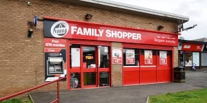 Family Shopper Motherwell exterior May 16