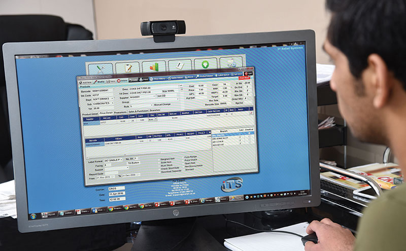 Harris Aslam says moving to a new EPOS system is one of the best things he's done for his business.