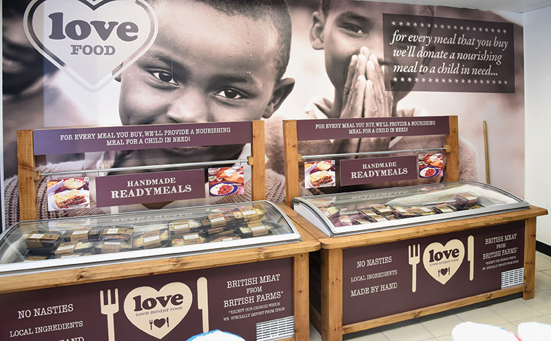 Owner Harris Aslam has stocked Greens of Markinch with brands customers won't be able to find at any other local store. Products on offer include speciality spirits, Greens nuts, Jannettas ice cream and Love Food frozen ready meals.