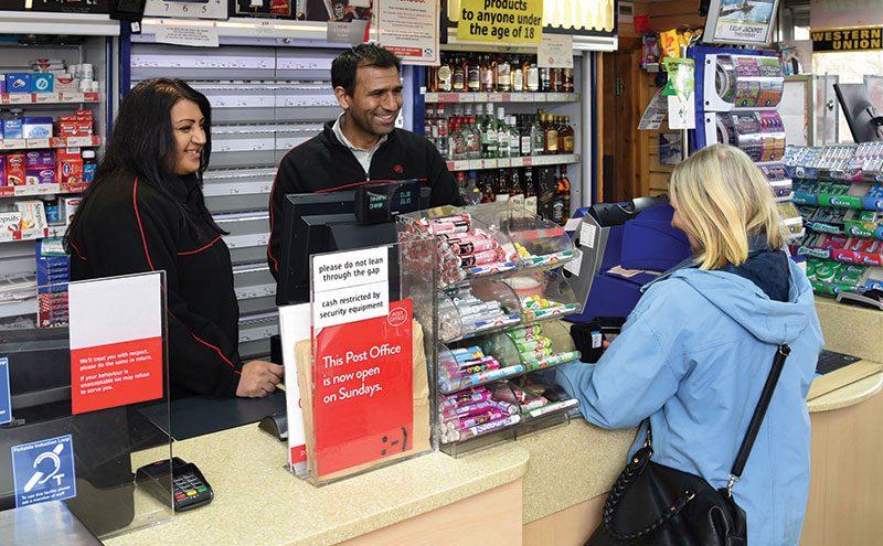 Salina Mini Market in New Stevenston makes use of an EPOS system from the Retail Data Partnership.
