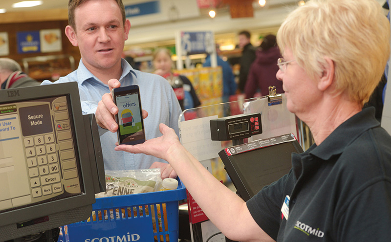 The new Scotmid members app, exclusive offers and more delivered to members' smartphones.