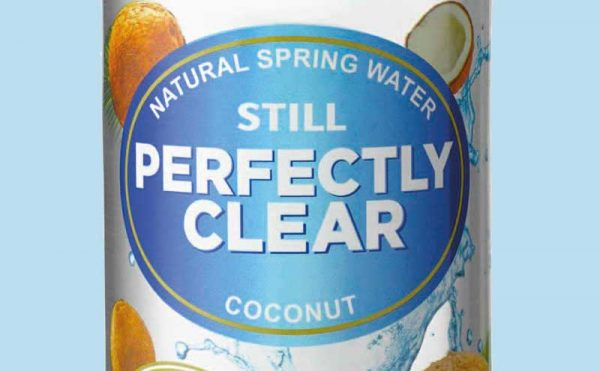 Coconut clear addition