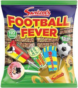 Swizzels favourites get a football twist.