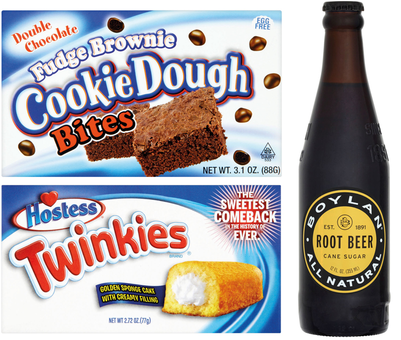 US products like Hostess Twinkies, Cookie Dough Bites and Boylan Root Beer are now available to UK retailers.