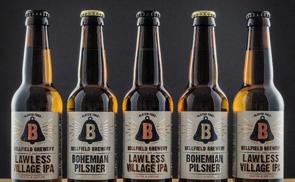 Edinburgh brewery crafts gluten-free