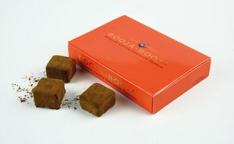 Booja-Booja Hazelnut Chocolate Truffles