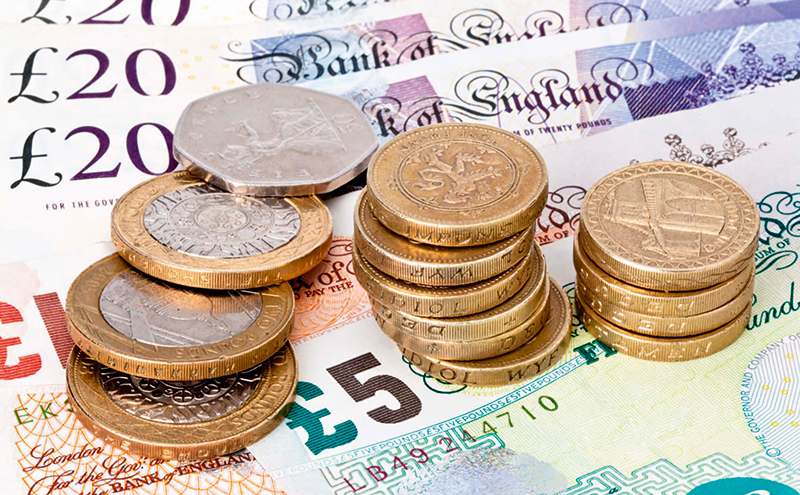 The new minimum wage rate of £7.20 for workers aged 25 and over was introduced at the beginning of April.