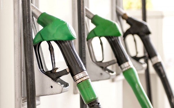 Fuel prices moving up