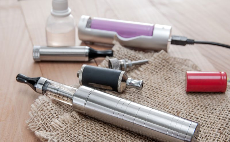 Doctors back vaping option