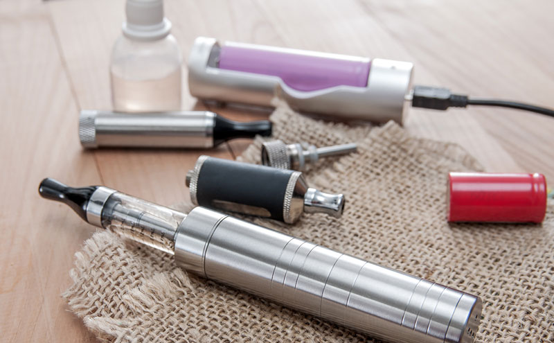 EU laws coming into force this month will set new safety and quality standards for all e-cigarettes and refills.