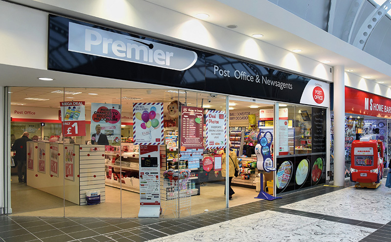 Clydebank Post Office, in the town's main shopping centre, was Scottish Grocer Post Office Retailer of the Year in 2015. It combines a Post Office Main branch with a Premier retail outlet.