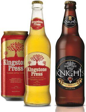 Aston Manor, Knights Cider