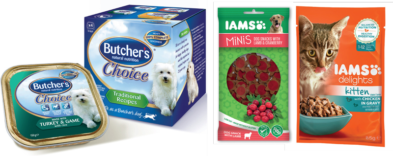 Butcher's says dog owners are choosing wet food over dry and are buying more expensive options, which will be important to retailers as the actual amount of dog food sold shows signs of diminishing as dog ownership figures stabilise and more owners choose small dogs. Iams has launched new treats and life-stage related products.