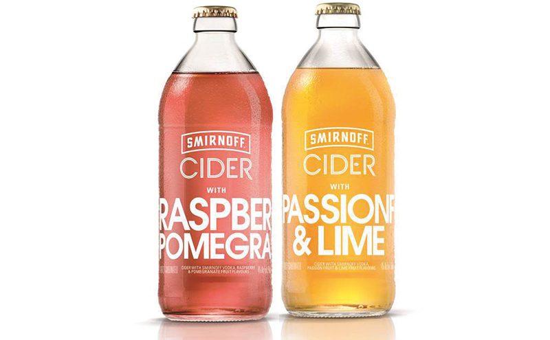 Diageo, Smirnoff Cider