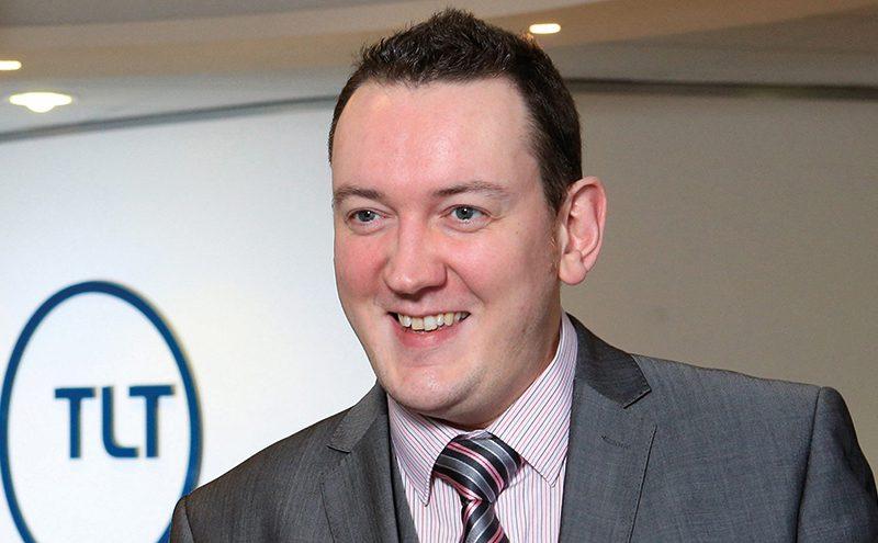 Stephen McGowan, TLT's licensing partner.