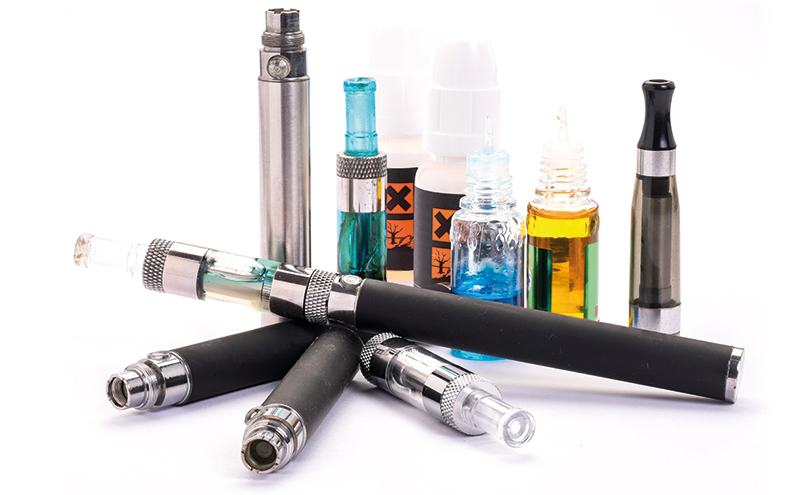 After very strong growth in the numbers of people using e-cigs in Britain in 2014, figures edged up much more slowly last year.