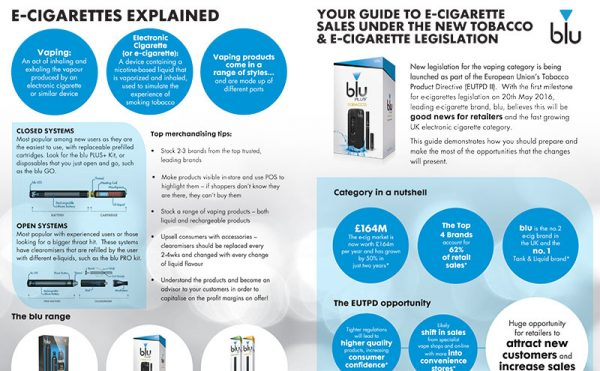 New vaping rules guide