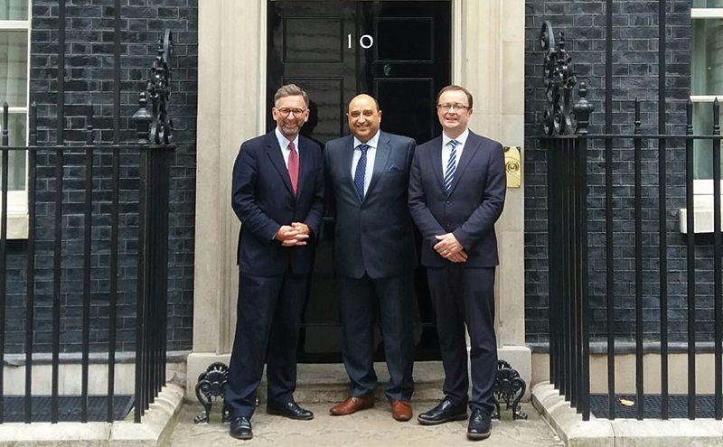 SGF talks tax at No 10