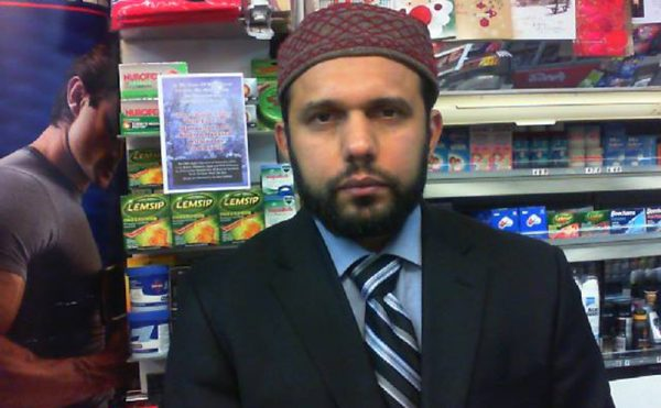 Glasgow shopkeeper's murderer jailed for life