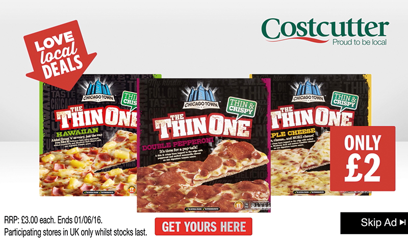 Costcutter YouTube ad 3