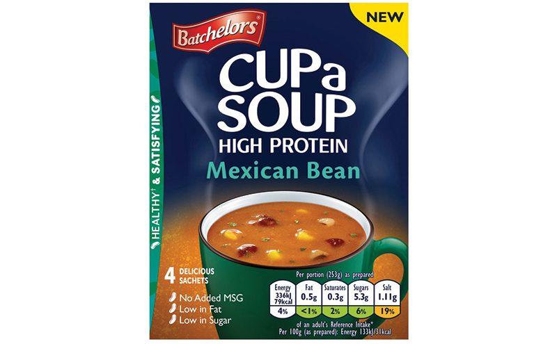 Cupasoup Mexican bean