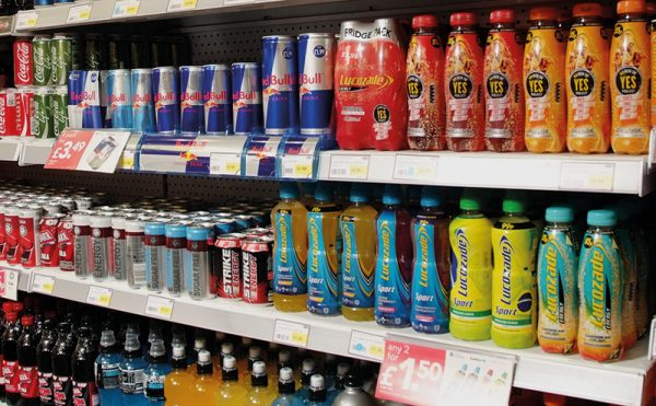 Soft drinks group contests energy drink health claims