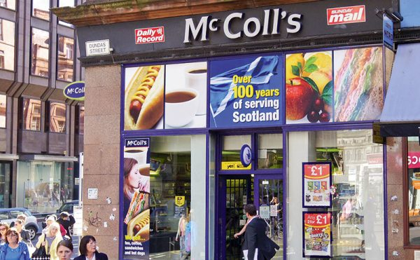 McColl's takes Co-ops
