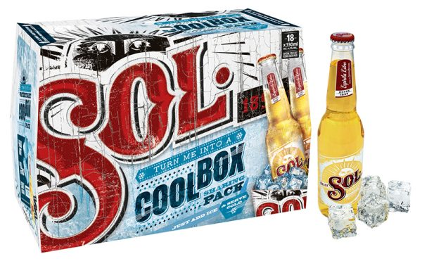 Sol launches readymade coolbox