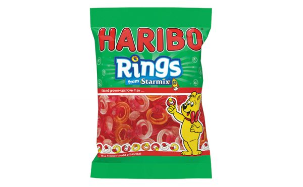 Haribo puts top selling sweets into bags fit for impulse purchases