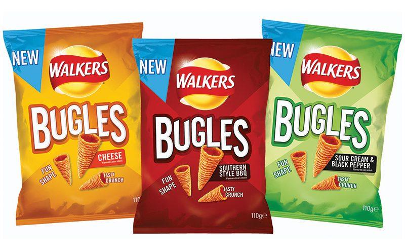 Walkers Bugles range