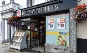 Brownlies-exterior