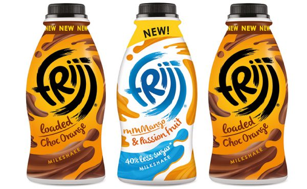 New Frijj flavours hit the chillers